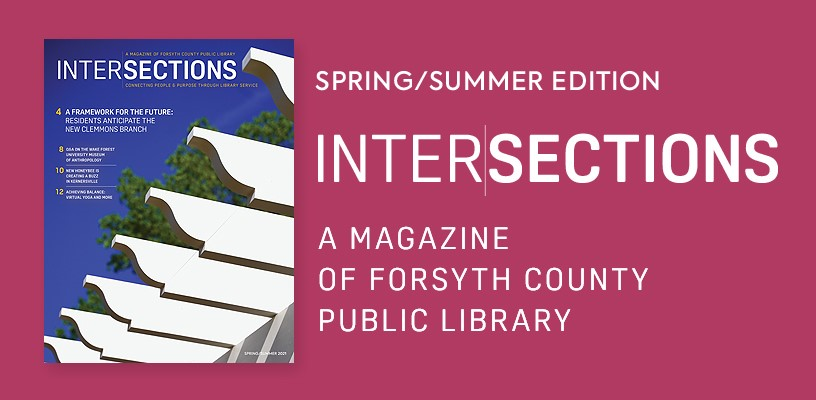 "The second issue of, ""Intersections,"" FCPL"