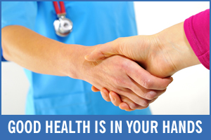 Good health is in your hands.